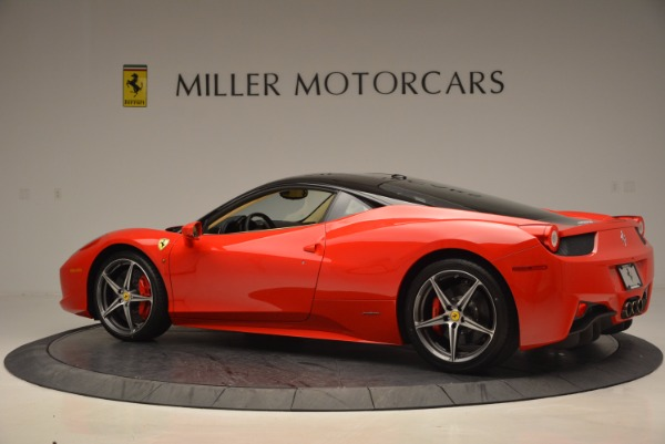 Used 2011 Ferrari 458 Italia for sale Sold at Pagani of Greenwich in Greenwich CT 06830 4