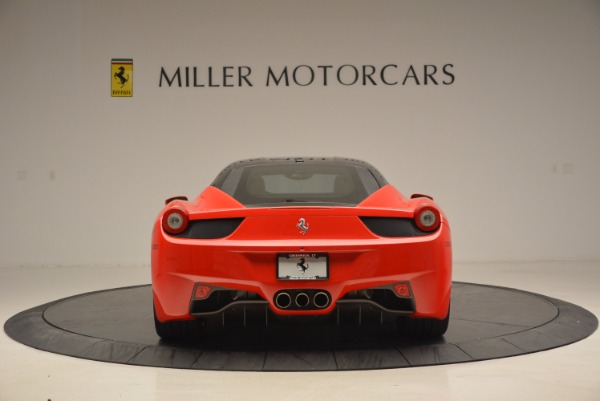 Used 2011 Ferrari 458 Italia for sale Sold at Pagani of Greenwich in Greenwich CT 06830 6