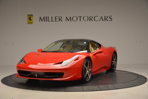 Used 2011 Ferrari 458 Italia for sale Sold at Pagani of Greenwich in Greenwich CT 06830 1