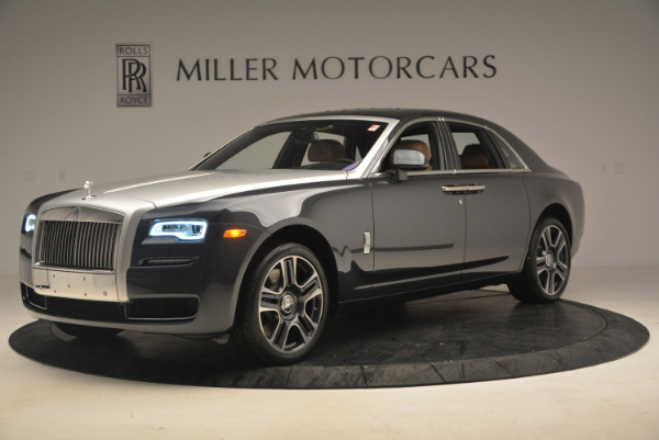 Used 2017 Rolls-Royce Ghost for sale Sold at Pagani of Greenwich in Greenwich CT 06830 2