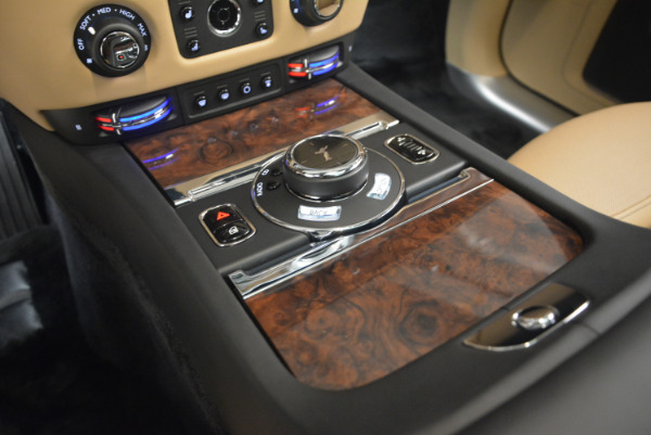 Used 2017 Rolls-Royce Ghost for sale Sold at Pagani of Greenwich in Greenwich CT 06830 23