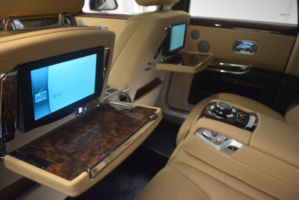 Used 2017 Rolls-Royce Ghost for sale Sold at Pagani of Greenwich in Greenwich CT 06830 28