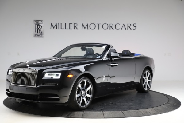 New 2017 Rolls-Royce Dawn for sale Sold at Pagani of Greenwich in Greenwich CT 06830 3