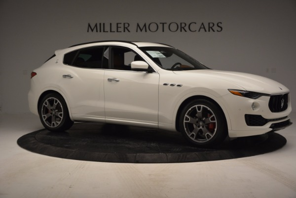 Used 2017 Maserati Levante Q4 for sale Sold at Pagani of Greenwich in Greenwich CT 06830 10