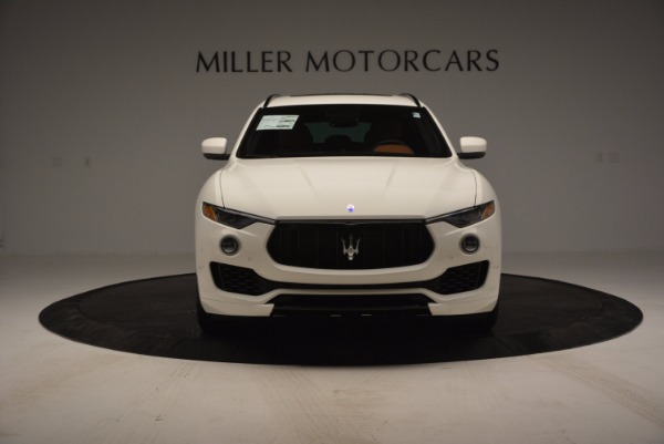 Used 2017 Maserati Levante Q4 for sale Sold at Pagani of Greenwich in Greenwich CT 06830 12