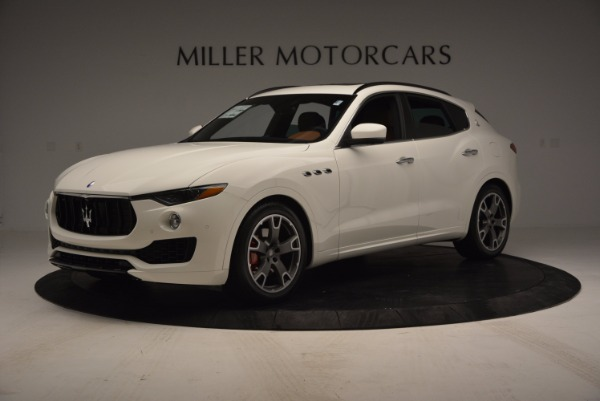 Used 2017 Maserati Levante Q4 for sale Sold at Pagani of Greenwich in Greenwich CT 06830 2