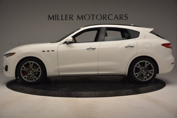 Used 2017 Maserati Levante Q4 for sale Sold at Pagani of Greenwich in Greenwich CT 06830 3
