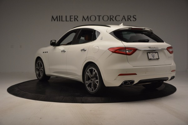 Used 2017 Maserati Levante Q4 for sale Sold at Pagani of Greenwich in Greenwich CT 06830 5
