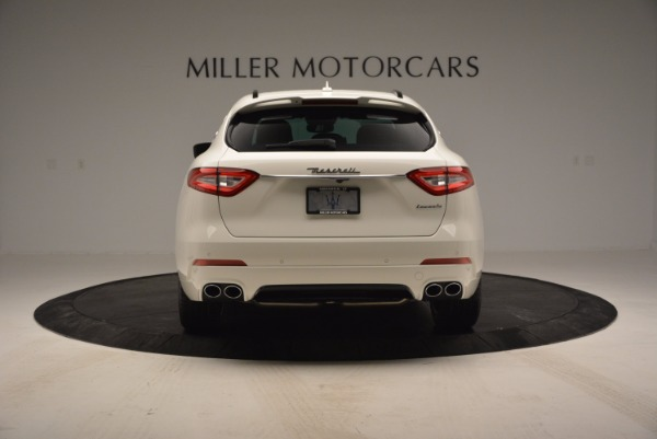 Used 2017 Maserati Levante Q4 for sale Sold at Pagani of Greenwich in Greenwich CT 06830 6