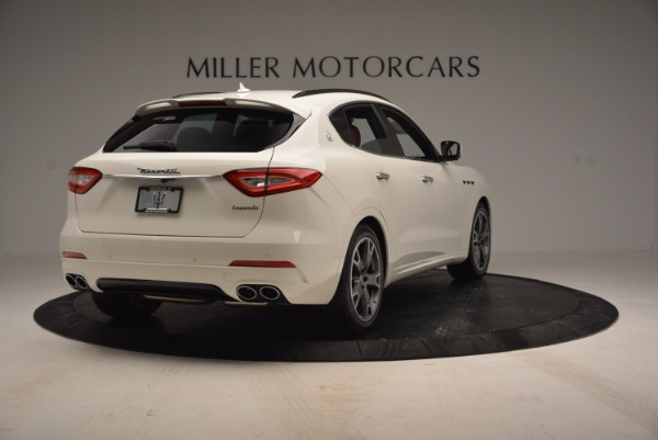 Used 2017 Maserati Levante Q4 for sale Sold at Pagani of Greenwich in Greenwich CT 06830 7