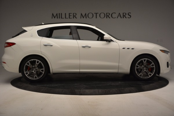 Used 2017 Maserati Levante Q4 for sale Sold at Pagani of Greenwich in Greenwich CT 06830 9