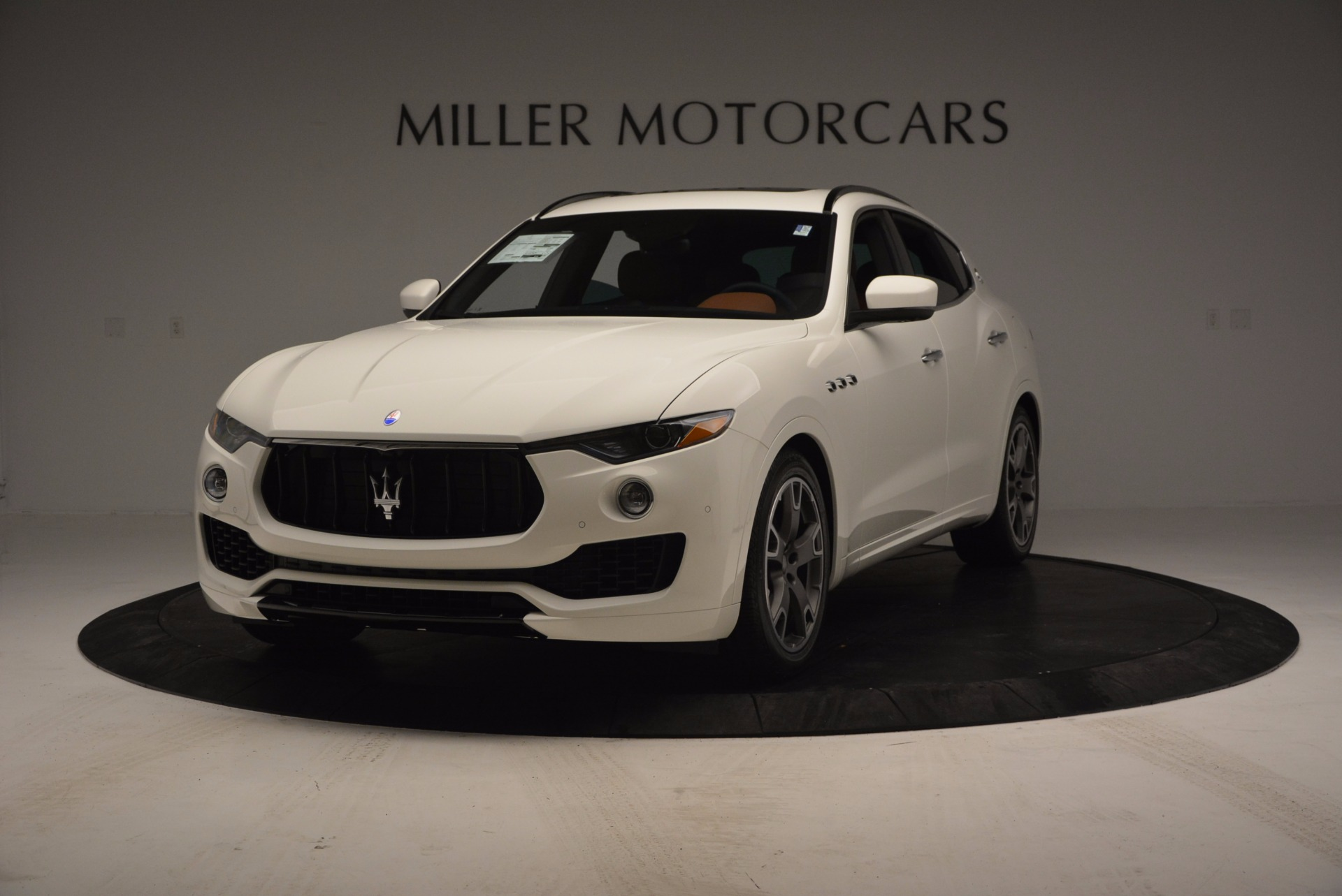 Used 2017 Maserati Levante Q4 for sale Sold at Pagani of Greenwich in Greenwich CT 06830 1