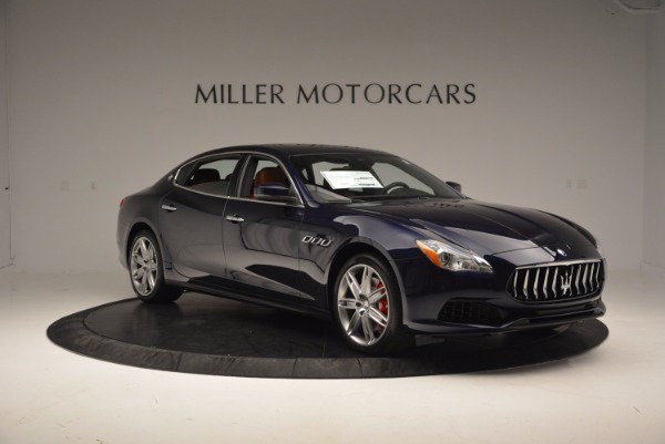 New 2017 Maserati Quattroporte S Q4 for sale Sold at Pagani of Greenwich in Greenwich CT 06830 11