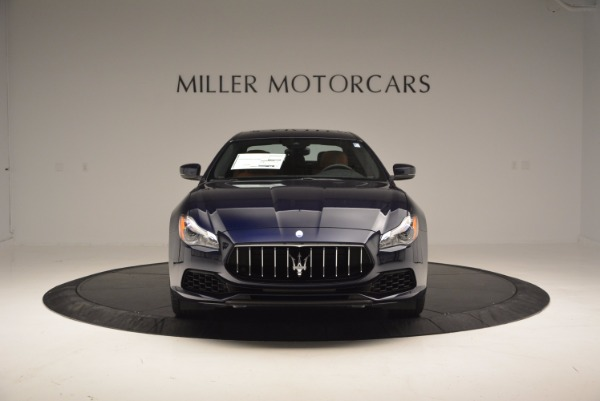 New 2017 Maserati Quattroporte S Q4 for sale Sold at Pagani of Greenwich in Greenwich CT 06830 12