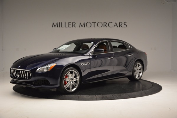 New 2017 Maserati Quattroporte S Q4 for sale Sold at Pagani of Greenwich in Greenwich CT 06830 2