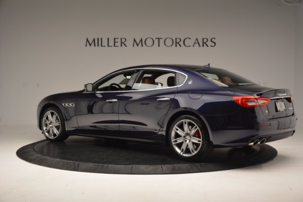 New 2017 Maserati Quattroporte S Q4 for sale Sold at Pagani of Greenwich in Greenwich CT 06830 4