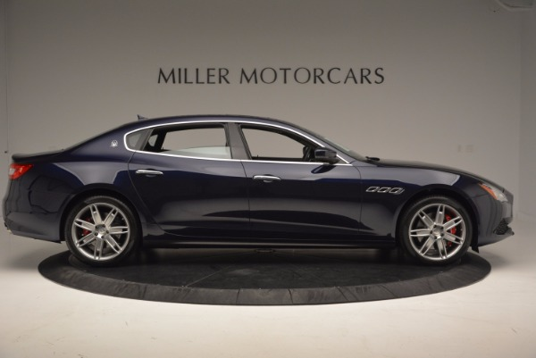 New 2017 Maserati Quattroporte S Q4 for sale Sold at Pagani of Greenwich in Greenwich CT 06830 9