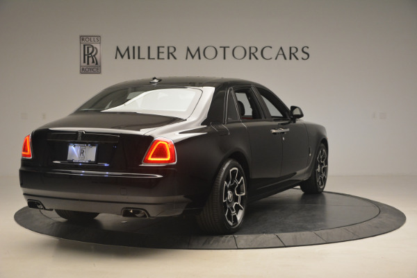 New 2017 Rolls-Royce Ghost Black Badge for sale Sold at Pagani of Greenwich in Greenwich CT 06830 10