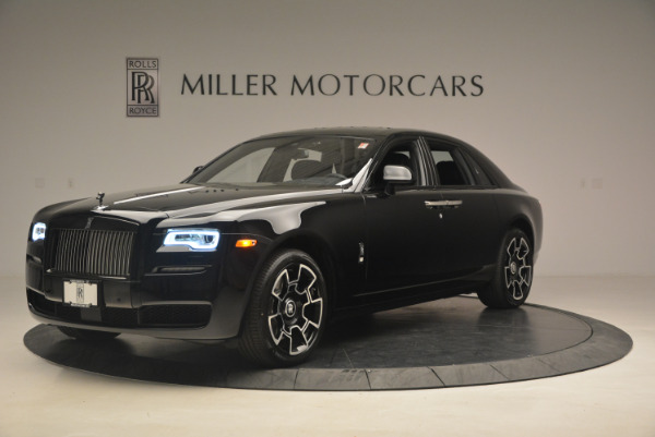New 2017 Rolls-Royce Ghost Black Badge for sale Sold at Pagani of Greenwich in Greenwich CT 06830 2