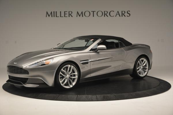 Used 2016 Aston Martin Vanquish Convertible for sale Sold at Pagani of Greenwich in Greenwich CT 06830 14