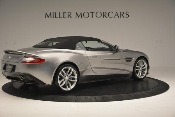 Used 2016 Aston Martin Vanquish Convertible for sale Sold at Pagani of Greenwich in Greenwich CT 06830 20