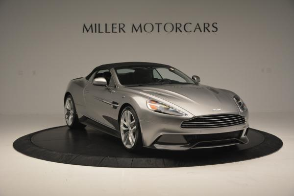 Used 2016 Aston Martin Vanquish Convertible for sale Sold at Pagani of Greenwich in Greenwich CT 06830 23