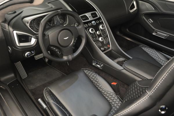 Used 2016 Aston Martin Vanquish Convertible for sale Sold at Pagani of Greenwich in Greenwich CT 06830 24