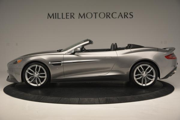 Used 2016 Aston Martin Vanquish Convertible for sale Sold at Pagani of Greenwich in Greenwich CT 06830 3