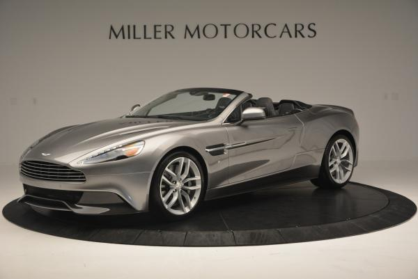 Used 2016 Aston Martin Vanquish Convertible for sale Sold at Pagani of Greenwich in Greenwich CT 06830 1