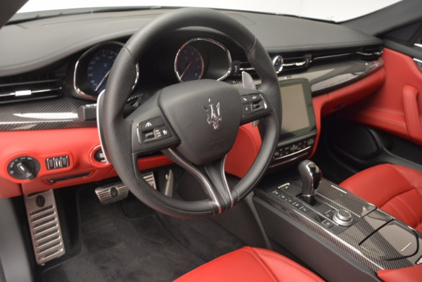 New 2017 Maserati Quattroporte S Q4 GranSport for sale Sold at Pagani of Greenwich in Greenwich CT 06830 13