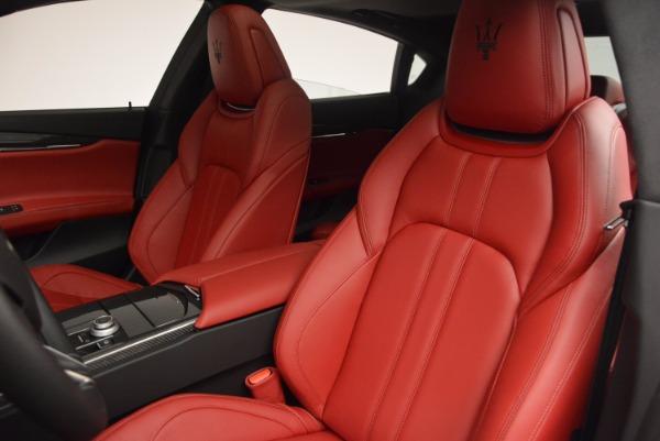 New 2017 Maserati Quattroporte S Q4 GranSport for sale Sold at Pagani of Greenwich in Greenwich CT 06830 15