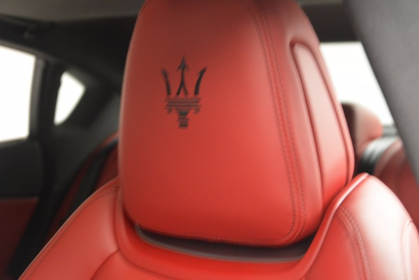New 2017 Maserati Quattroporte S Q4 GranSport for sale Sold at Pagani of Greenwich in Greenwich CT 06830 16