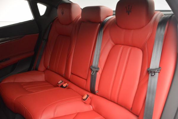 New 2017 Maserati Quattroporte S Q4 GranSport for sale Sold at Pagani of Greenwich in Greenwich CT 06830 18