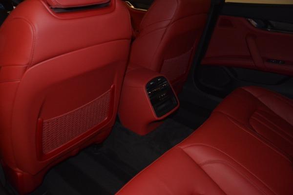 New 2017 Maserati Quattroporte S Q4 GranSport for sale Sold at Pagani of Greenwich in Greenwich CT 06830 20