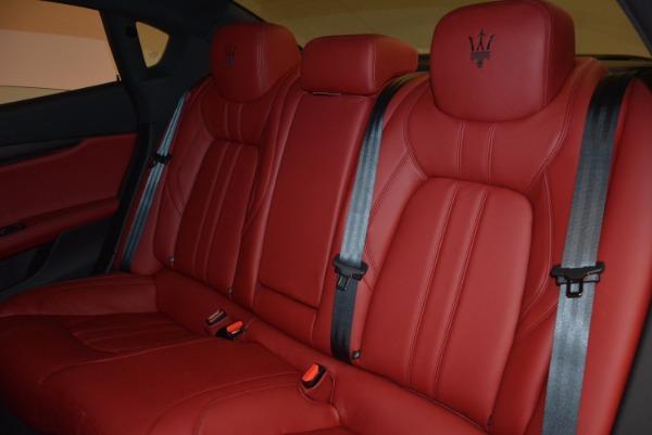 New 2017 Maserati Quattroporte S Q4 GranSport for sale Sold at Pagani of Greenwich in Greenwich CT 06830 22