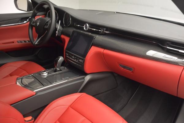 New 2017 Maserati Quattroporte S Q4 GranSport for sale Sold at Pagani of Greenwich in Greenwich CT 06830 24