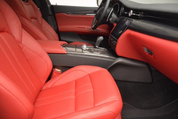 New 2017 Maserati Quattroporte S Q4 GranSport for sale Sold at Pagani of Greenwich in Greenwich CT 06830 25