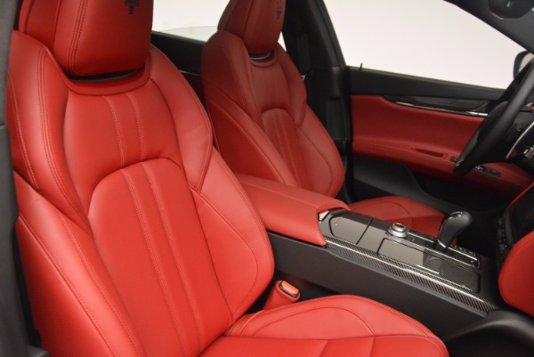 New 2017 Maserati Quattroporte S Q4 GranSport for sale Sold at Pagani of Greenwich in Greenwich CT 06830 26