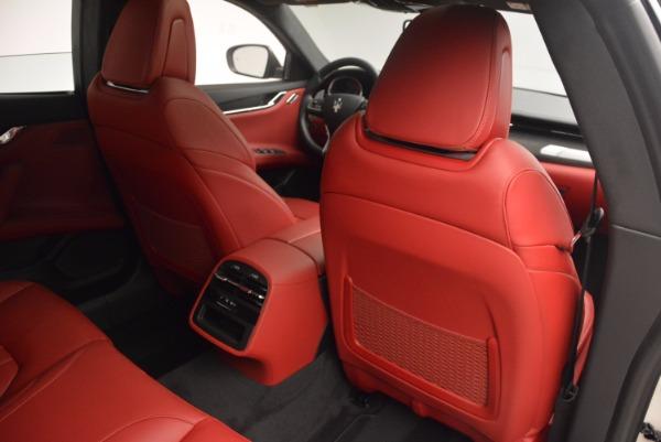 New 2017 Maserati Quattroporte S Q4 GranSport for sale Sold at Pagani of Greenwich in Greenwich CT 06830 27