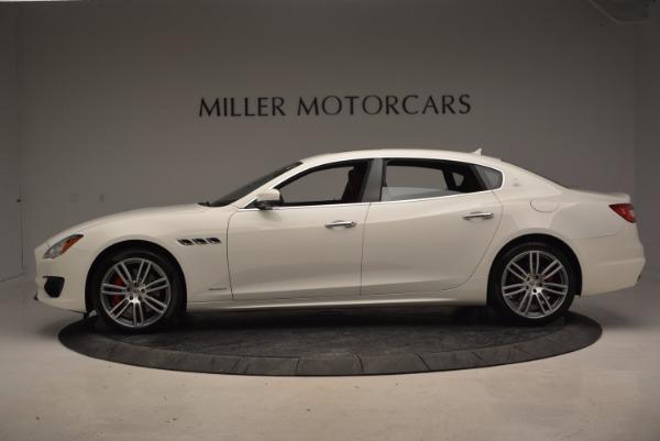 New 2017 Maserati Quattroporte S Q4 GranSport for sale Sold at Pagani of Greenwich in Greenwich CT 06830 3