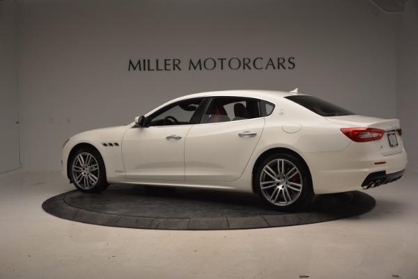 New 2017 Maserati Quattroporte S Q4 GranSport for sale Sold at Pagani of Greenwich in Greenwich CT 06830 4