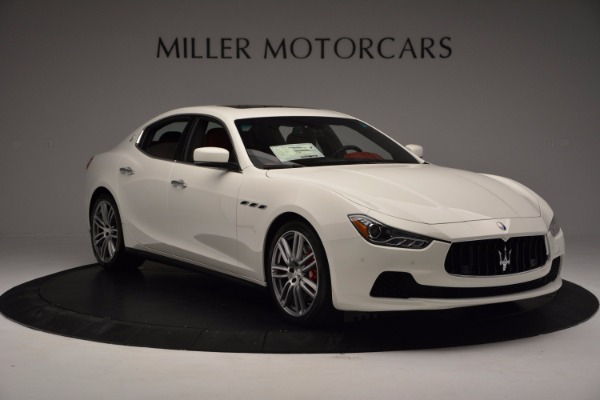 New 2017 Maserati Ghibli SQ4 for sale Sold at Pagani of Greenwich in Greenwich CT 06830 11