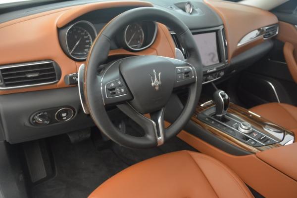 New 2017 Maserati Levante S Q4 for sale Sold at Pagani of Greenwich in Greenwich CT 06830 13