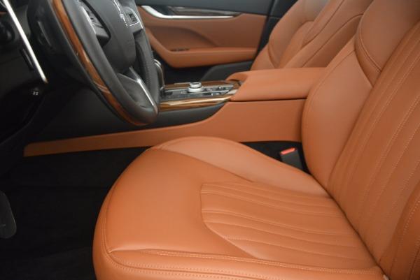 New 2017 Maserati Levante S Q4 for sale Sold at Pagani of Greenwich in Greenwich CT 06830 14