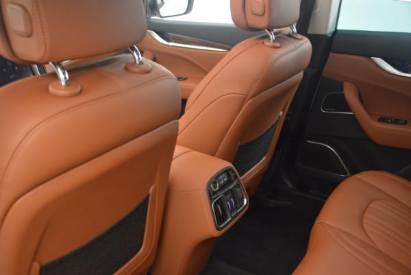 New 2017 Maserati Levante S Q4 for sale Sold at Pagani of Greenwich in Greenwich CT 06830 16