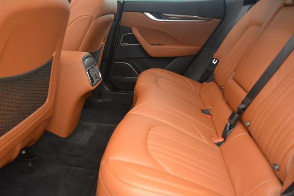 New 2017 Maserati Levante S Q4 for sale Sold at Pagani of Greenwich in Greenwich CT 06830 17
