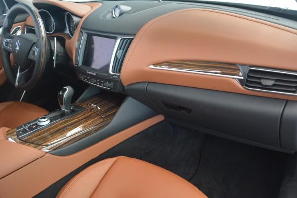 New 2017 Maserati Levante S Q4 for sale Sold at Pagani of Greenwich in Greenwich CT 06830 20