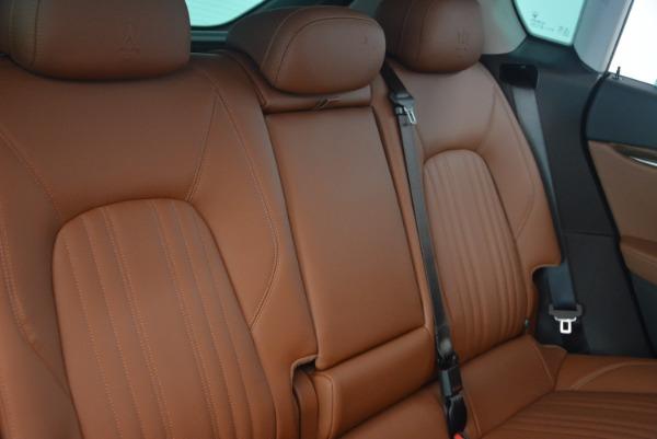 New 2017 Maserati Levante S Q4 for sale Sold at Pagani of Greenwich in Greenwich CT 06830 25