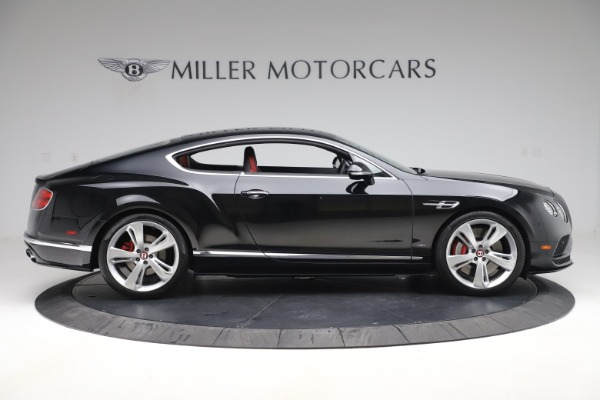 Used 2017 Bentley Continental GT V8 S for sale Sold at Pagani of Greenwich in Greenwich CT 06830 10