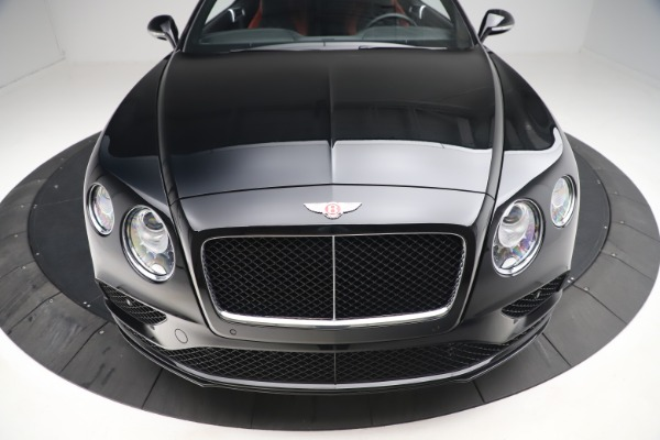 Used 2017 Bentley Continental GT V8 S for sale Sold at Pagani of Greenwich in Greenwich CT 06830 13